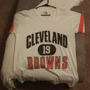 Clevland browns tee